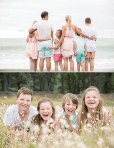 Family Photography | Beach Session New Zealand  Wairarapa/Wellington/Hawkes Bay/Marlborough - Children's Portraiture www.cheekyart.co.nz
