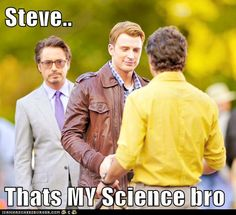 The science bros