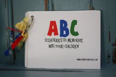 Free Printable Scripture Cards:  A Memory Verse for every letter of the alphabet!
