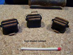 quiet hands: mini vintage personal heater tutorial