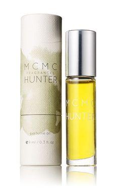 MCMC Fragrances HUNTER roll-on perfume oil