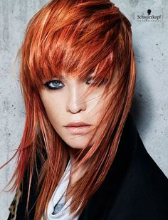 Electric Youth Salon Medium. Essential Looks Spring-Summer 2013. Schwarzkopf Professional.