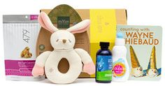 Adore these delivered-to-your-door boxes full of tried and tested baby/toddler/kid products! GREAT stuff and 15% off using code BLOG15. Would be an awesome baby shower/Christmas gift!