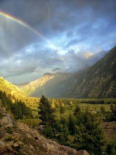 Chitkul,Sangla Valley, Himachal Pradesh, India