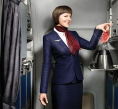 10 'shocking' secrets of flight attendants - the human trafficking one did make me think - from Mental Floss