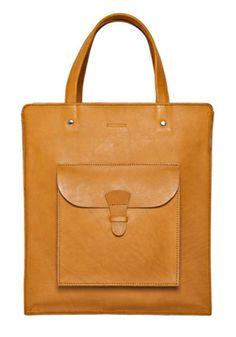 SANDQVIST Christian brown, Shopping Bags,