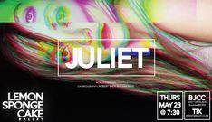 Meet Juliet, Hanna and Klaus Maria …  Save this date!  May 23, BoulderJCC Lemon Sponge Cake, Contemporary Ballet, Meet, Neon Signs
