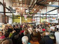And don't miss the NewBo City Market in Cedar Rapids, Iowa, where local entrepreneurs create an environment of fresh, wonderful food, products & experiences.