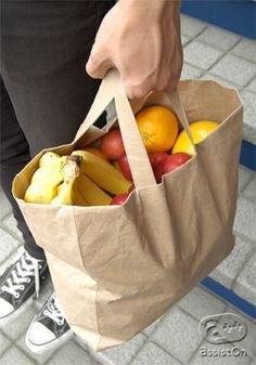 """SIWA"",Japanese paper bag"