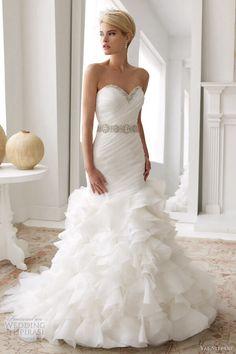 Wedding dress/vestido de novia