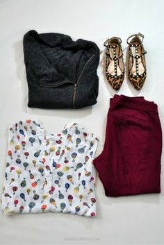 How to create an even more killer capsule wardrobe. These are the best tips I've seen around.