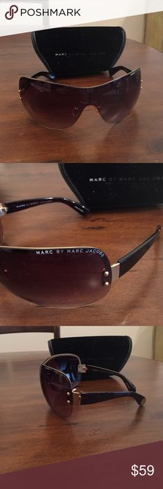 Marc by Marc Jacobs Sunglasses Great condition!! Comes with case! Marc by Marc Jacobs Accessories Sunglasses
