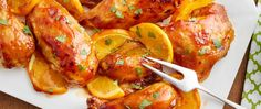 Bird is the word! This easy spin on classic orange chicken is so beautiful, no one will believe it came from your slow cooker.