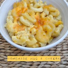 Southern Baked Macar
