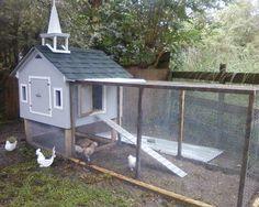 Chicken Church - BackYard Chickens Community