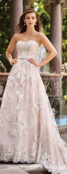 David Tutera Wedding Dress 2017