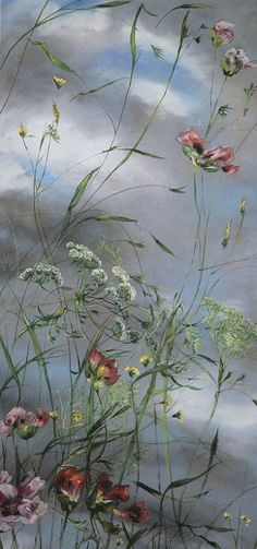 I hope you enjoyed that artist!  I found another new one for us.  Let's do CLAIRE BASLER.