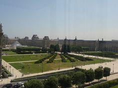 Paris vu depuis la grande roue dans le Jardin des Tuileries http://www.pariscotejardin.fr/2013/07/paris-vu-depuis-la-grande-roue-dans-le-jardin-des-tuileries/