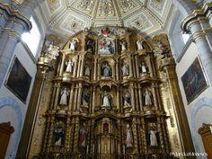 Templo de Santo Domingo. Puebla, Pue.