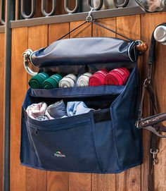 Clever accessory holder from Equiline!