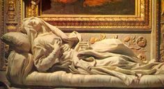 Charles Fonseca: Giovanni Lorenzo Bernini, 1675 - A Bem-aventurada ...