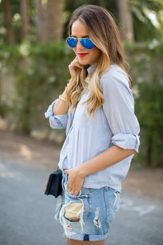 Denim + Chambray
