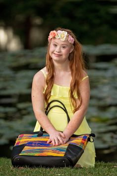 Madeline Stuart Model with Down Syndrome Will Walk in New York Fashion Week Special Kids, Special People, Precious Children, Beautiful Children, Beautiful Smile, Beautiful People, Down Syndrome Baby, Luxury Handbag Brands, Down Syndrome