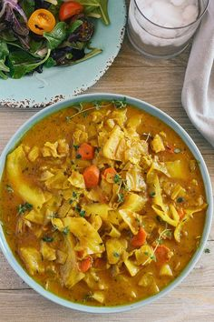 Delicious Curry Cabbage, is packed with lots of flavors. It is low-cost, easy to prepare and surprisingly tasty. Perfect recipe for a sceptic!