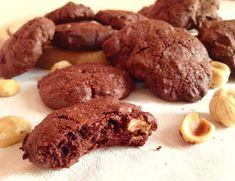 Wonderful Recipe, Cookie Recipes, Muffin, Gluten Free, Cookies, Chocolate, Desserts, Nutella, Food