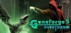 """Geneforge 5"" Developed by Spiderweb Software (2008)"