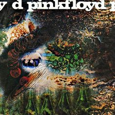 ☮ American Hippie Psychedelic Art Rock Music Album Cover ~ Pink Floyd