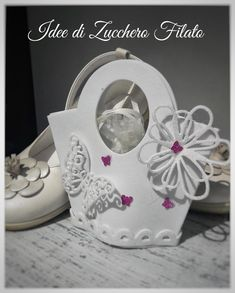 Big Shot, Diy And Crafts, Baby Shoes, Projects To Try, Biscotti, Kids, Christmas, Beautiful, Scrapbooking Ideas