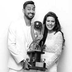Cricketer goal Pre-wedding shoot should be like Krunal Pandya and Pankhuri Sharma. Wedding Shoot, Cricket, Coat, Beauty, Style, Swag, Sewing Coat, Stylus, Coats