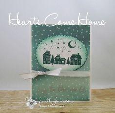 Bildergebnis für stampin up hearts come home