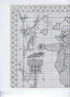 Patrones punto de cruz (solo country) (pág. 10) | Aprender manualidades es facilisimo.com