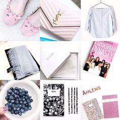 Pink, white, instagram, blogger, fashion, marc jacobs, Yves saint laurent, isabel marant, tiger of sweden, kardashians
