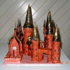 Harry Potter Castle on Cake Central