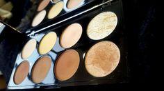 Makeup Revolution-ULTRA CONTOUR PALETTE
