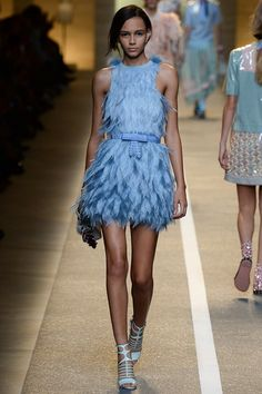 Fendi Spring 2015 Ready-to-Wear - Collection - Gallery - Look 46 - Style.com