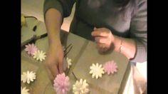 Flores en Goma Eva -Como hacer un Centro de mesa informal
