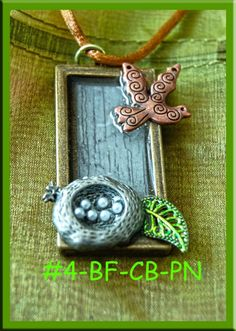 Nice blue glass and pewter fish my own creations pinterest my own creations resin and brasspewtermetal charms to resemble frames pieces of 3d art for what i called waldo canyon fire regrowth inspired pieces aloadofball Choice Image