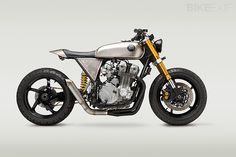 If there's a builder entitled to look back on 2013 with a quiet sense of satisfaction, it's John Ryland of Classified Moto.