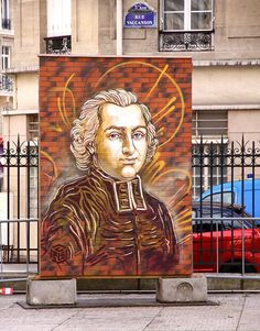 Paris - C215 - L'abbé Henri GREGOIRE   Flickr - Photo Sharing!