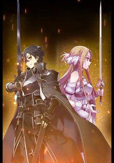 Dragon Knight, Knight Art, Chica Anime Manga, Anime Kawaii, Schwertkunst Online, Espada Anime, Character Art, Character Design, Sword Art Online Wallpaper