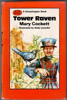 Tower Raven by Mary Cockett