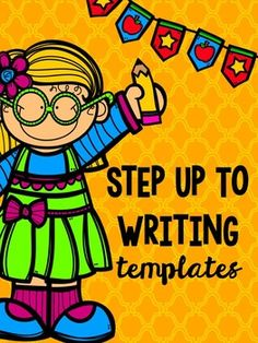 Use these simple and differentiated templates when writing expository or opinion pieces using Step Up to Writing strategies. Included are:Writing WheelT-chartRough Draft Fina DraftProcess Steps Chart