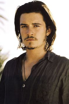 Orlando Bloom...This man....Never fails to make me smile ;)
