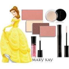 Which princess are you?   Try them all with me!                         www.marykay.com/abrohamer