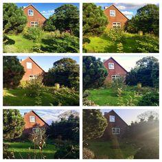 Sunnys Haus: 12tel Blick und Garten im Dezember
