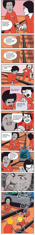 Funny Korean Comic Strips